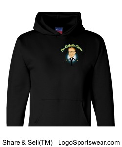 Know Everything Hoodie Design Zoom